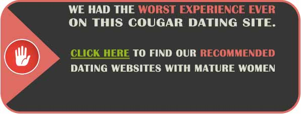 Cougar dating site scams