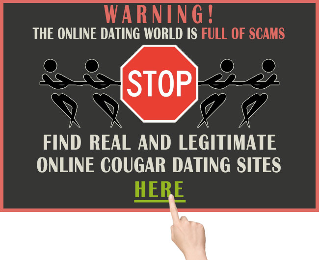 Fake cougar dating websites