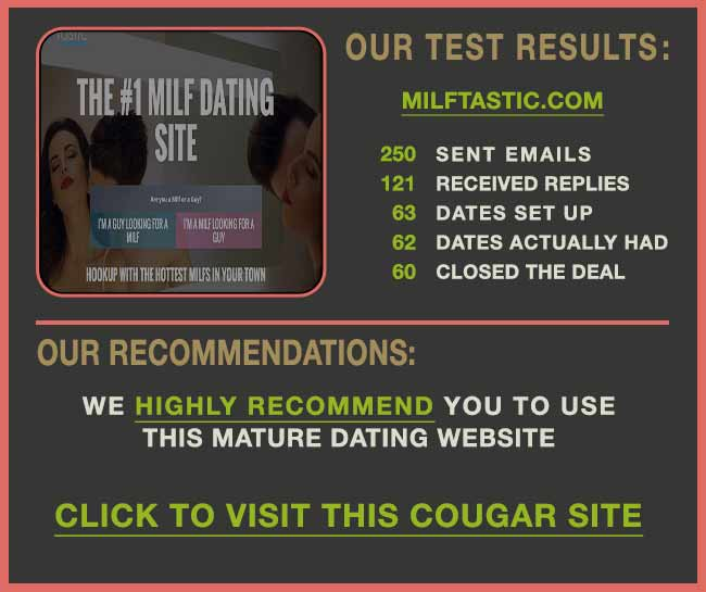 Hot Milf Review Our Milftastic Review!