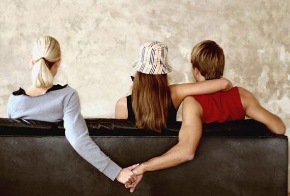 suspect partner cheating